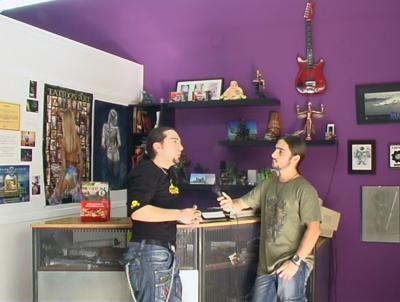 Entrevista a Salvador Castañeda